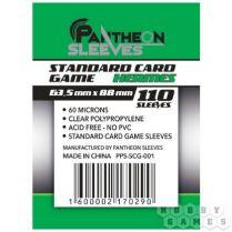 Протекторы Pantheon Sleeves Hermes Standart Card Game стандарт (110 шт., 63.5x88 мм)