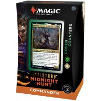 Innistrad: Midnight Hunt. Commander: Coven Counters