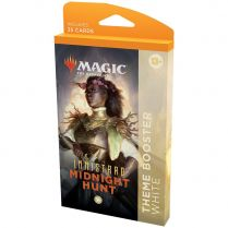 Innistrad: Midnight Hunt. White Theme Booster