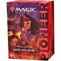 MTG Pioneer Challenger Deck 2021: Mono Red Burn [Предзаказ]