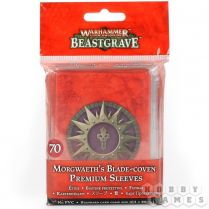 Warhammer Underworlds Beastgrave: Morgwaeth's Blade-Coven Premium Sleeves