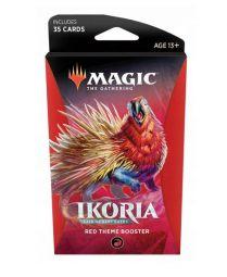 Magic. Ikoria: Lair of Behemoths. Red Theme Booster