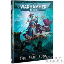 Codex: Thousand Sons (Hardback) 2021