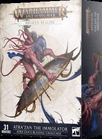 Broken Realms: Atra'Zan'S Blazing Cavalcade