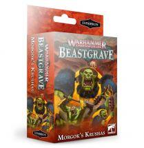 Warhammer Underworlds Beastgrave: Morgok's Krushas