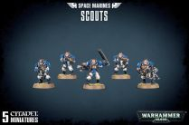 Space Marines: Scouts