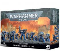 Space Marines Primaris Hellblasters (2021)