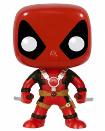 Фигурка Funko POP! Bobble: Marvel: Deadpool-:10