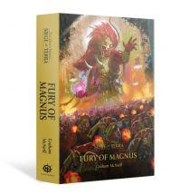 The Horus Heresy: Siege of Terra: Fury of Magnus (Hardback)