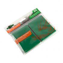 Протекторы Blackfire для ККИ - Зелёные (80 шт.)