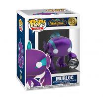 Фигурка Funko POP! Vinyl: Games: Blizzard 30th: Spectral Murloc (PU) (MT) (Exc) 52850