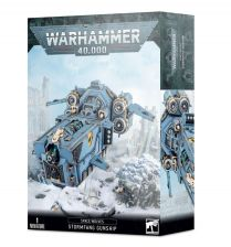 Space Wolves Stormfang Gunship (2020)