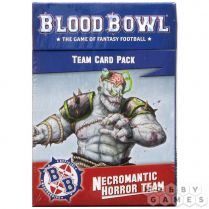 Blood Bowl: Necromantic Team Cards