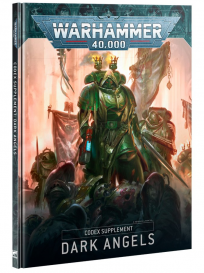 Codex: Dark Angels (Hardback)