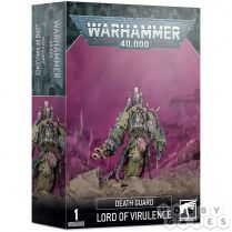 Death Guard: Lord Of Virulence