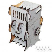 Башня для бросания кубиков (Dice Tower). Dice Crusher серый