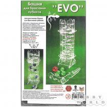 Башня для бросания кубиков (Dice Tower). EVO