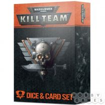 Kill Team: Dice and Card Set