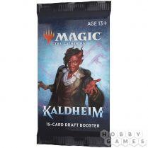 MTG. Kaldheim - драфт-бустер на английском языке [Предзаказ]