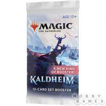 MTG. Kaldheim - бустер выпуска на английском языке