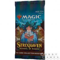 MTG. Strixhaven – коллекционный бустер на английском языке [Предзаказ]