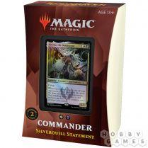 MTG. Strixhaven Commander: Silverquill Statement