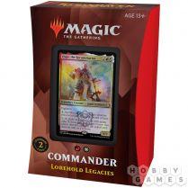 MTG. Strixhaven Commander: Lorehold Legacies