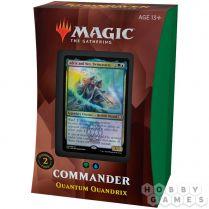 MTG. Strixhaven Commander: Quantum Quandrix