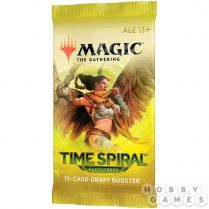 MTG. Time Spiral Remastered – драфт-бустер на английском языке