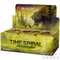 MTG. Time Spiral Remastered – дисплей драфт-бустеров на английском языке