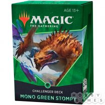 MTG Challenger Deck 2021: Mono Green Stompy