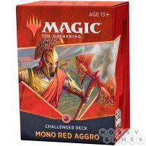 MTG Challenger Deck 2021: Mono Red Aggro