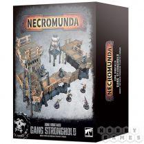 Necromunda: Zone Mortalis: Gang Stronghol