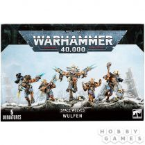 Space Wolves Wulfen (2021)