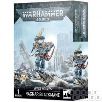 Space Wolves: Ragnar Blackmane