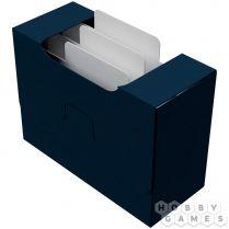 Картотека UniqCardFile Standart 40 mm (пластик поливинилхлорид, синий)