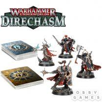 Warhammer Underworld Direchasm: Khagra's Ravagers (на русском языке)