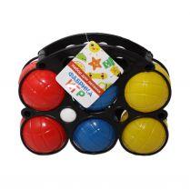 Набор для Петанка, пластик, 6 шаров