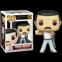 Фигурка Funko POP! Rocks Queen Freddie Mercury (Radio Gaga)