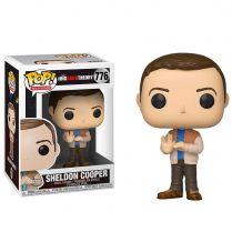 Фигурка Funko POP! TV Big Bang Theory S2 Sheldon 38580