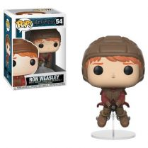 Фигурка Funko POP! Vinyl: Harry Potter: Ron on Broom 26721