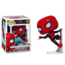 Фигурка Funko POP! Bobble: Marvel: Spider-Man: Far From Home: Spider-Man (Upgraded)
