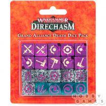 Warhammer Underworlds: Grand Alliance Death Dice Pack