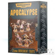 Apocalypse Movement Trays (25 mm)