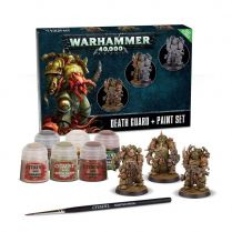 Death Guard Paint Set + JPN/SIMP+TRAD CHINESE