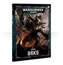 Codex: Orks (Hardback)