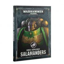 Codex Supplement: Salamanders (ENGLISH)