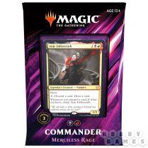 Magic. Commander 2019: Merciless Rage - на английском языке