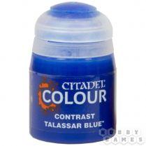 Краска Contrast: Talassar Blue