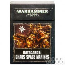 Datacards: Chaos Space Marines 8th Edition (2019)